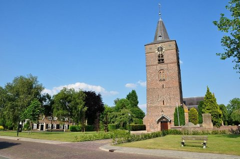 Noord-Brabant, in The Netherlands